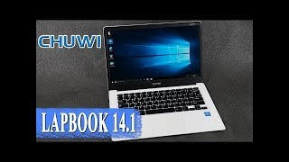 CHUWI LapBook 14.1 overview the compact notebook on the new processor Apollo Lake