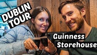 The FINEST of Dublin | Visiting the GUINNESS Storehouse