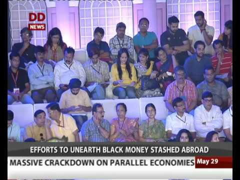 Govt is making all efforts to unearth black money: Arun Jaitley