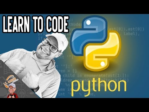 Learn to Code Python the Easiest Programming Language