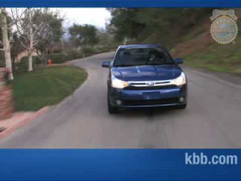 Ford Focus Video Review - Kelley Blue Book