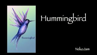 妮可醬女子樂團  NekoJam  蜂鳥 歌詞版MVHummingbird, Lyrics Official Music Video