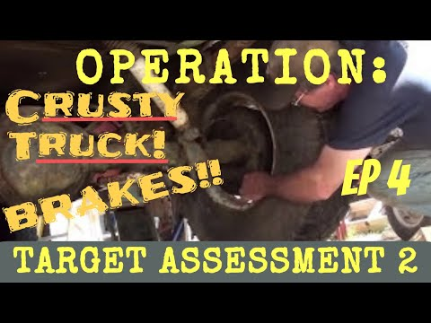 2 of 4 Operation Crusty Truck: Target Assessment 1957 Chevy Napco Half Ton 4x4