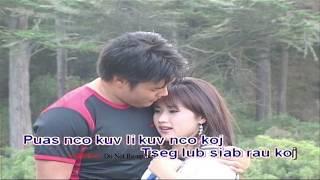 Maiv Xyooj - Tseg Lub Siab Rau Koj (Original Music Video)