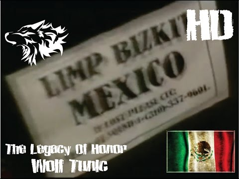 Limp Bizkit - Live In Mexico City 08 & 09 May 2001