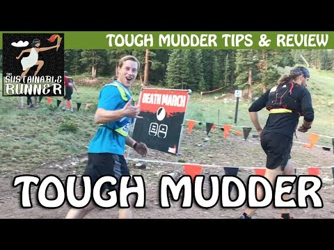 (022) Running the Tough Mudder - Tips and Review | The Sustainable Runner