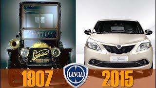 THE FAMILY OF LANCIA EVOLUTION (1907-2015)