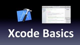 [Xcode] Basics