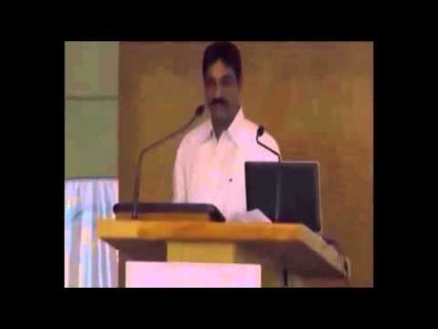 Godrej Good & Green Conclave on Water - Popatrao Pawar