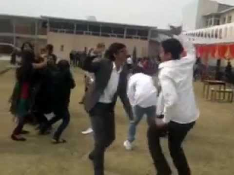 Funny Dance By Dps School Rewari Boys And Girl.......:p:d video
