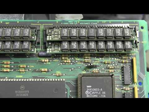 EEVblog #414 - Apple Macintosh SE Teardown