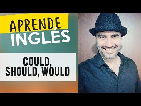 Verbos modales: Could, Should, Would / Alejo Lopera