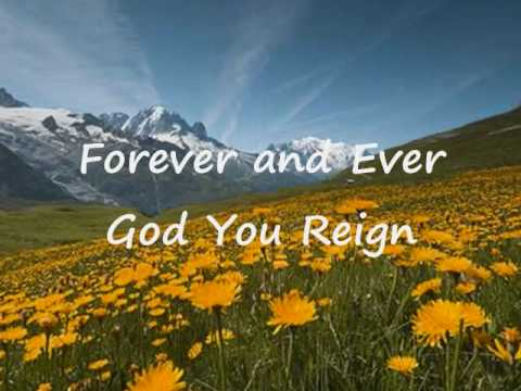Lincoln Brewster - God You Reign