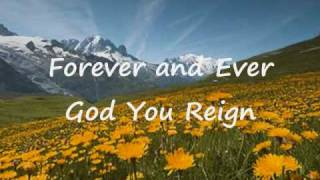 Watch Lincoln Brewster God You Reign video