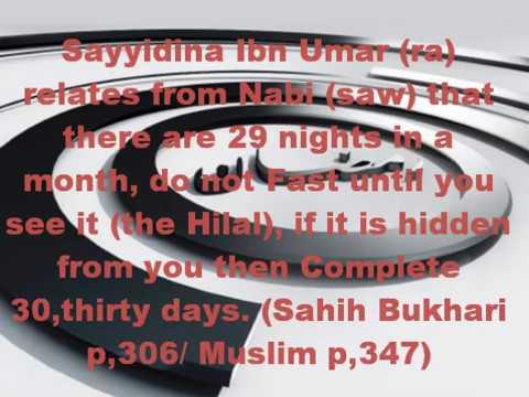 Saudi (Riyadh) Government Declaring Ramadhan or Eid Before the Moonsighting - Mufti Ebrahim Desai