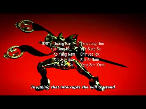 Garo Honoo No Kokuin Opening + Ending 1440p [hd] video
