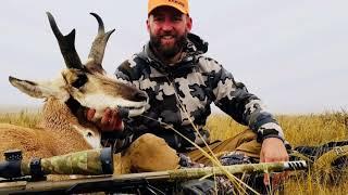 JP Jaramillo's Wyoming Trip - Antelope & Deer Shot Footage using my 6.5 CreedMoor!