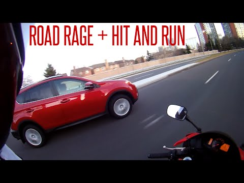 Road Rage + Hit and Run
