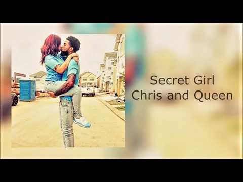 CHRIS AND QUEEN - SECRET GIRL (Audio Music Video)