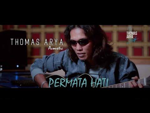 Thomas Arya - Cover - Permata Hati ( Official Video HD )