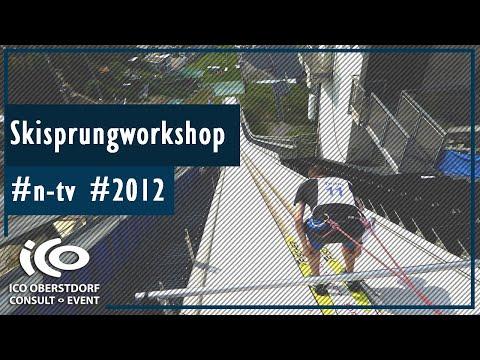 ICO Skisprung-Workshop In Oberstdorf Mit Torsten Knippertz (n-tv Ratgeber)