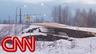 7.0 earthquake hits near Anchorage, Alaska