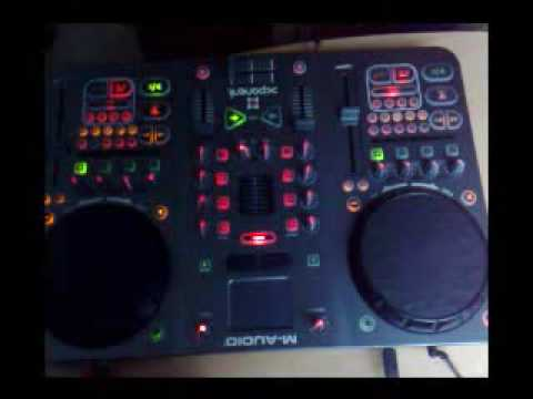 XPONENT + TOUCHPAD IN TRAKTOR 3.2 -TENMINMIX-