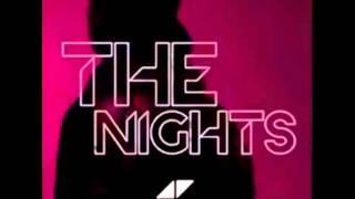 Avicii Video - Avicii - The Nights (feat. Ras) (Original Mix) (Audio)
