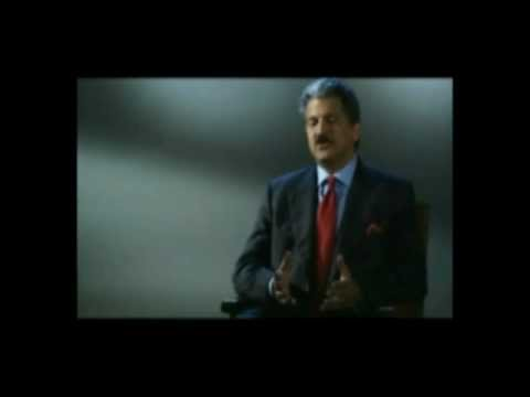 Anand Mahindra - Rise - R. Balwani - video for presentation - Com on Top Forum, Davos, 2012