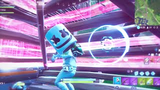Marshmello x Ninja Fortnite Duos - World Cup Practice Best Moments | Put Yo Hands Up x Slushii