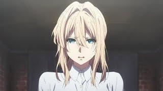 アニメ『ヴァイオレット・エヴァーガーデン』PV第2弾