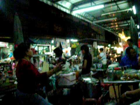 Bangkok,,,,Restaurant on the Road