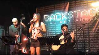 I39m Coming Back Again Diane Reeves cover - Ela Alegre