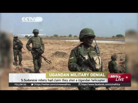 Uganda Denies Claims Its Aircraft Was Shot Down By S.Sudan Rebels