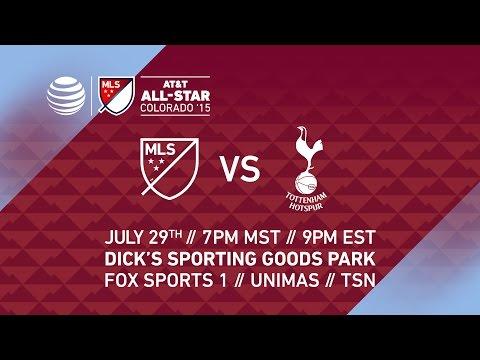 LIVE: Post-Game Press Conference   MLS All-Star 2015