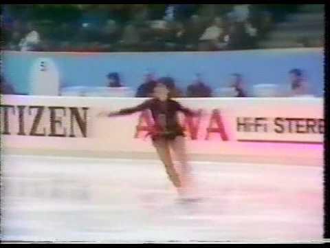 Elena Vodorezova (URS) - 1983 World Figure Skating Championships, Ladies' Long Program