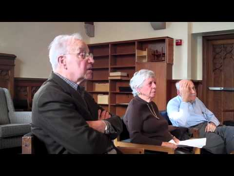 Holocaust Survivors Share their Stories at Duke University 2013