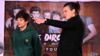 One Direction Video - One Direction Orlando Q&A - WDBHG