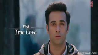 Sanam re movie song