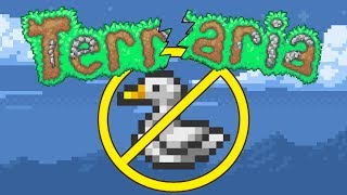 How Ducks can GLITCH BOSSES in Terraria! (Huge Glitch)