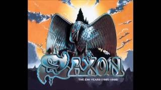 Watch Saxon Set Me Free video