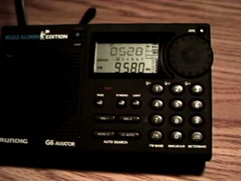 Shortwave Radio Comparison: G6 vs DX397