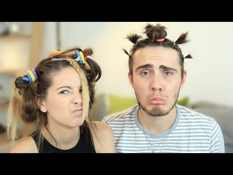Zoella Does My Hair..