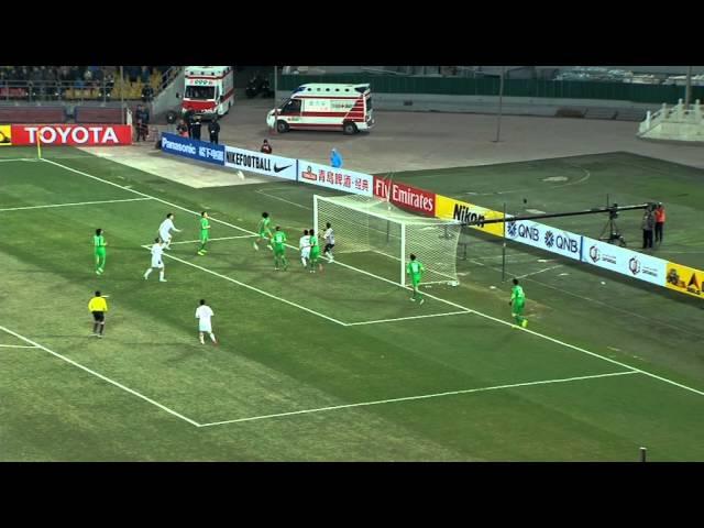 Beijing Guoan vs Suwon Bluewings: AFC Champions League 2015 (Group Stage)