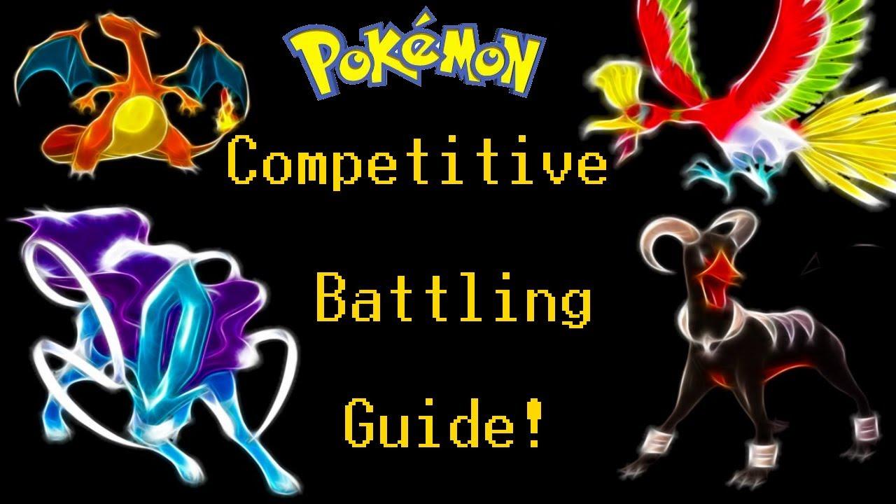 Beginner's Guide to Competitive Pokemon - Pokemon Sun ...