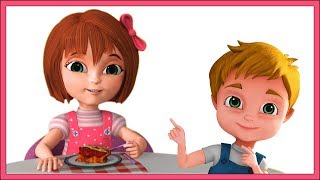 Pat a Cake | Pat a Cake Rhyme | Children Songs With Lyrics | Nursery Rhymes For Kids