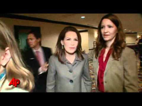 Michele Bachmann Enters Presidential Race