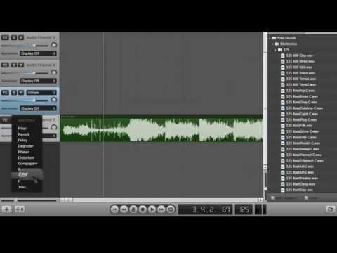 Edite Audio Online Sin instalar Nada  Editor de audio Online VIDEO-HD [Zurckz Noe 2015]