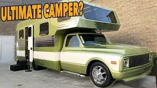 ULTIMATE Race Camper! (Big Block & Fridge Included!)