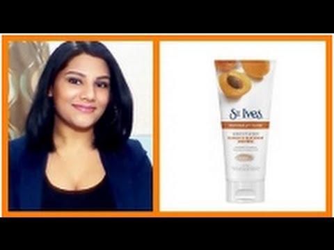 St. Ives Apricot Scrub Blemish & Blackhead Control Review